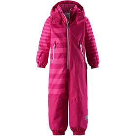 Reima Harjanne Reimatec Winter Overall Kinder raspberry pink